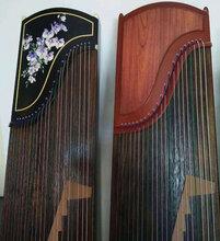 鄭州古箏批發古琴琵琶買賣那里的實體店一條街市場圖片