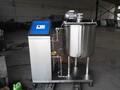 陕西作坊巴氏奶生产线奶制品加工设备小型牛奶巴氏杀菌机图片