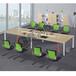 办公桌会议桌办公椅屏风办公桌