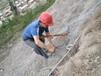 贵州主动防护网厂家生产边坡防护网安装SNS柔性防护网批发钢丝绳网及配件公路边坡防护网