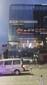 广州佛山东莞深圳高空安装灯光广告字画外墙清洗维修-广州本佳图片