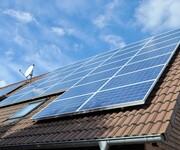 供应晶科8KW多晶硅分布式太阳能光伏电站全国招商价格美丽图片