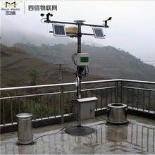 四信高效节水灌溉信息化系统—农业气象站图片