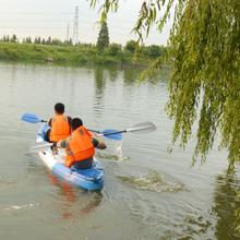 上海夏日户外活动,皮划艇水上嗨团建拓展方案