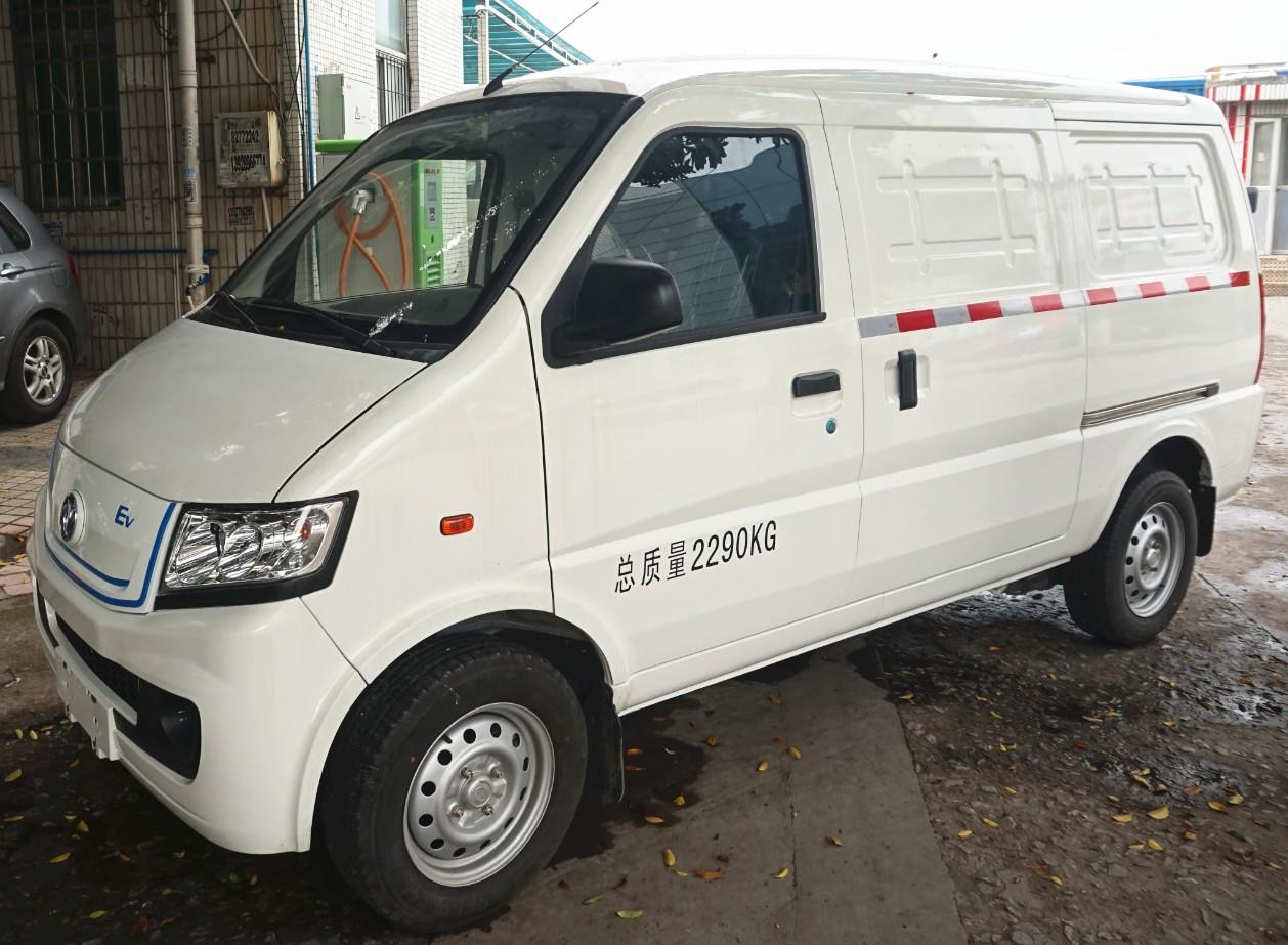 广州新能源纯电动面包车物流车租赁