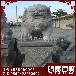 石雕狮子定做狮子石雕多少钱腾磊
