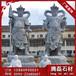 雕刻四大天王石雕泉州四大天王雕塑厂腾磊直销四大天王