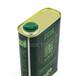 定制山茶油铁罐包装马口铁食用油包装盒礼盒500ml食用油铁桶