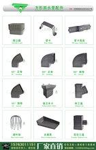 铝合金80×60雨水管落水管厚度多少价格多少钱一米图片