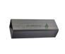 铝合金80×100方形雨水管金属落水管别墅等建筑专用排水管