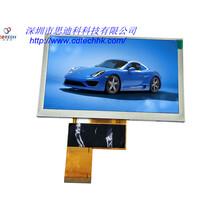 5寸TFT液晶屏液晶显示屏800480液晶模块模组厂家直销图片