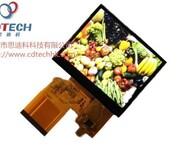3.5寸液晶屏LCD显示屏320240电容触摸工控模组图片