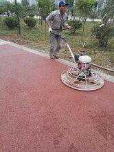 广安市SR透水混凝土增强剂透水地坪材料批发图片