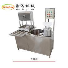 豆腐机全自动山东淄博多功能豆腐机鑫达豆制品老厂家图片