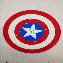广东厂家直销定制/批发/零售美国队长盾牌面具CaptainAmericaMask超级英雄猎鹰面具图片
