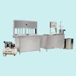 陕西榆林多功能豆腐机豆腐机生产视频豆制品设备型号齐全