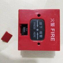 消火栓箱报警按钮复位报警器声光报警器手动报警开关货源图片