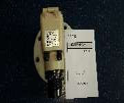 法兰安装超声波液位计在线测量图片