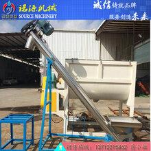 热销化工粉体上料机煤渣输送机诺源专业物料输送生产设备图片
