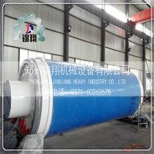 郑州锦翔热销时产10吨20吨30吨锯末烘干机图片