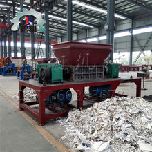 廢舊金屬撕碎回收的流程是什么呢錦翔金屬撕碎機解說圖片