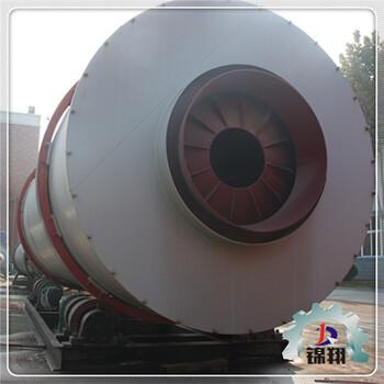 大型干混砂浆河沙烘干组合式三筒烘干机的用途特点—锦翔机械
