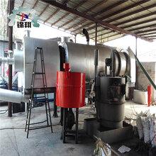 连续炭化炉环保无烟卧式炭化炉设备锦翔图片
