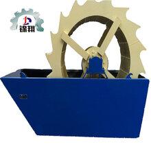 洗砂机价格洗沙机日产量洗石机的成本洗石机生产厂家锦翔机械图片