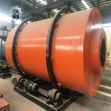 烘干机设备厂家大型烘干机提高三筒烘干机的产量郑州锦翔图片