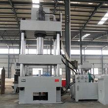 福建大型金属压块机金属屑压块机液压立式金属压块机液压机设备图片
