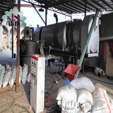 炭化爐炭化爐設備_連續炭化爐炭化流程圖片