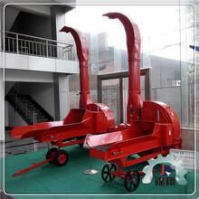 铡草机厂家小型移动式铡草揉丝机新报价锦翔图片