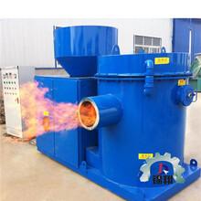 郑州生物质燃烧机改造涂装线体颗粒燃烧机改造锅炉热能图片