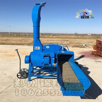 青海秸稈粉碎設備飼料粉碎加工設備鍘草機鍘搓機特點和使用要點