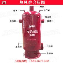 鄭州錦翔肉雞養殖熱風爐養殖場熱風爐廠家圖片