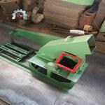 陕西铜川木屑机木材粉碎机锯末粉碎机盘式削片机用途广