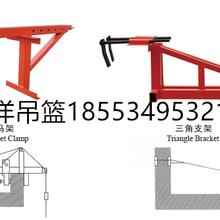 青岛汇洋建筑吊篮高空作业吊篮幕墙吊篮电动收绳器图片
