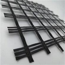 山东泰∴安玻纤土工格栅现货直销路面加筋增强材料选环润图片