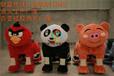 广场游乐场商场公园毛绒动物电动玩具车游乐设备新款厂家特价