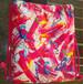 厂家生产销售割绒活性印花沙滩包双肩包迷彩印刷款式纯棉沙滩包