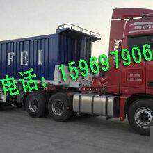 供应大庆市供应二手集装箱各种半挂车,运输车价格优惠图片