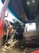 江门台山市江淮格尔发后八轮工程车自卸车