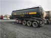 13米履带式自卸半挂车价格行情AAA信用轻型挂车厂家