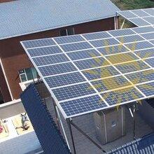 分布式太阳能系统成本多少