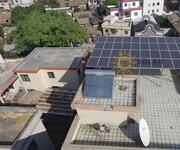如何清洁分布式太阳能发电板图片