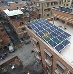 广州家用太阳能发电板硕耐光能图片