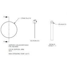 O型圈_进口O型圈(o-rings)_MNEHX-5阿曼达供