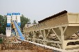 HZS60混凝土搅拌站多少钱,时产60立方混凝土