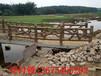 菏泽专业制作仿木栏杆