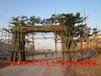 洛阳新安县制作假山塑石大门